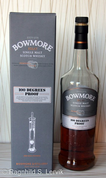 Bowmore 100° Proof