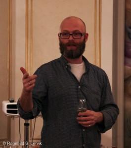 Martin forklarer tanken bak whiskyvalget