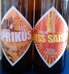 Austmann Aprikos & Miss Saison