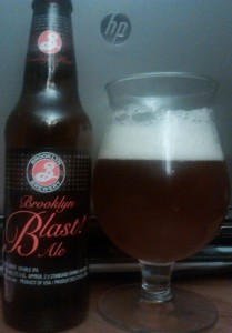 Brooklyn Blast! Ale