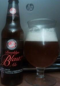 Brooklyn Blast! Ale