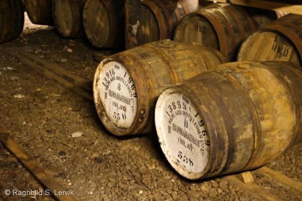 Hysj! Whiskyen sover skjønnhetssøvnen sin
