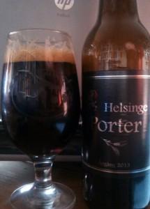 Helsinge Porter 2013