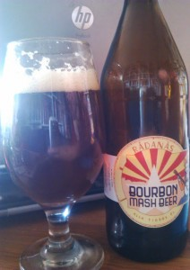 Rådanäs Bourbon Mash Beer