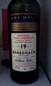 benromach_raremalts