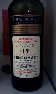 benromach_raremalts