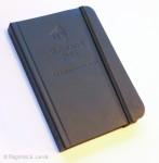 Boka er preget med HP-logo, bare s du er advart.