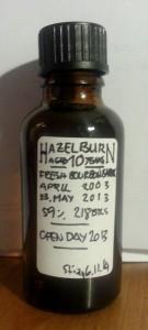 hazelburn_openday