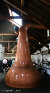 BenRiach spirit still