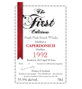 caperdonich_first_editions