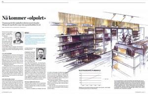 Faksimile av artikkelen om ølpol i Vinbladet nr 1 2016