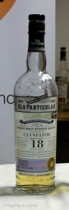 Clynelish 18 years Old Particular