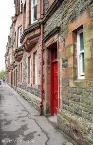 No 16 Argyle Street