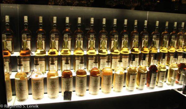 Flasker fra samlingen