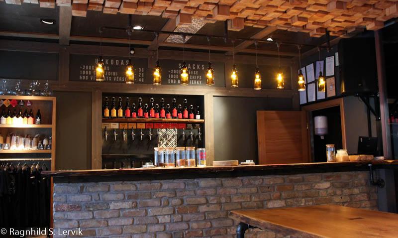 Labietis Brew Pub, Riga, Latvia